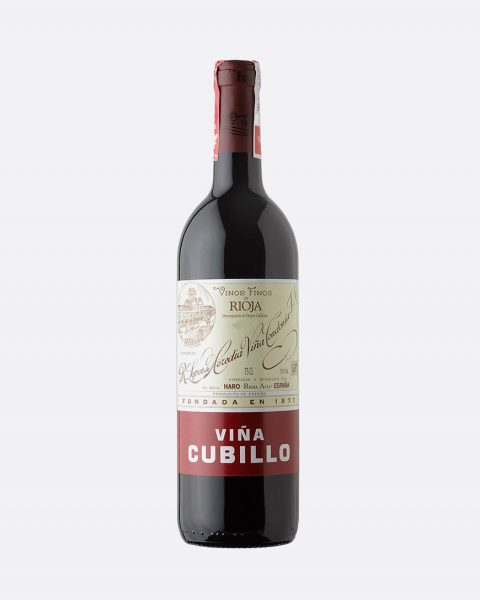 Bodegas R Lopez De Heredia Vina Cubillo Crianza 2009 480x600 - Weinsichten