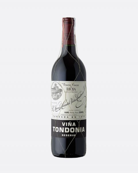 Bodegas R Lopez De Heredia Vina Tondonia Tinto Reserva 2006 480x600 - Bodega Mustiguillo - Mestizaje 2016, Vino de Pago, Bio