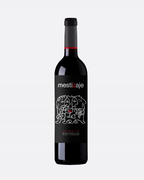Bodega Mustiguillo Mestizaje 2016 Vino de Pago Bio 480x600 - Albert Mann, 2017, Pinot Gris Tradition, Elsass, Bio