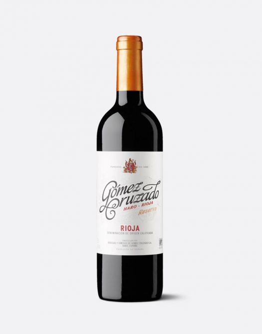 Bodegas y Vinedos Gomez Cruzado Reserva 2012 525x670 - Bodegas y Viñedos Gomez, Cruzado Crianza 2016, Rioja