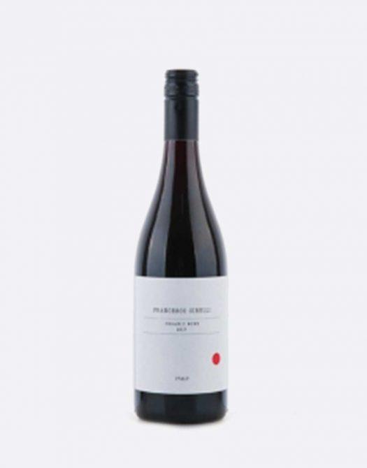 cirelli rosso 525x670 - Cirelli, 2017 Vino Rosso, Abruzzen, Bio