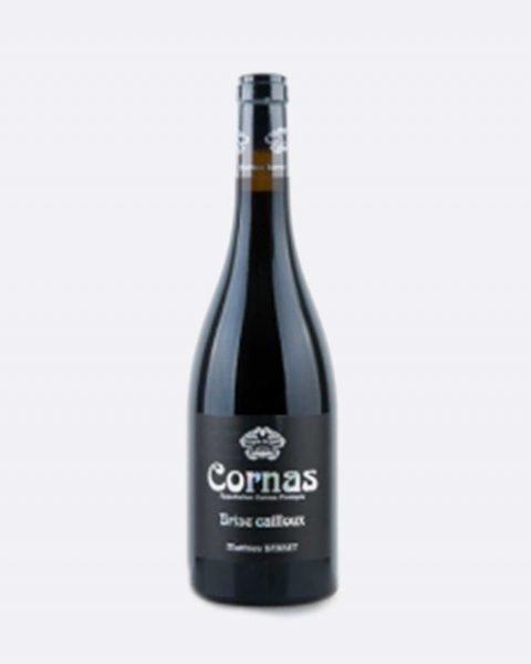 domaine du coulet cornas 480x600 - Domaine du Coulet, 2013, Cornas ''Brise Cailloux'' Syrah, Rhône, Bio