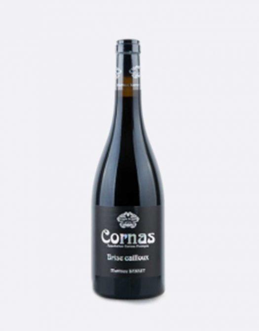 domaine du coulet cornas 525x670 - Domaine du Coulet, 2013, Cornas ''Brise Cailloux'' Syrah, Rhône, Bio