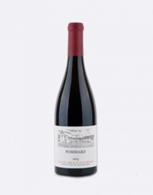 pommard cmm 525x670 - Clos du Moulin aux Moines, Pommard Village AOC 2014, Pinot Noir, Burgund