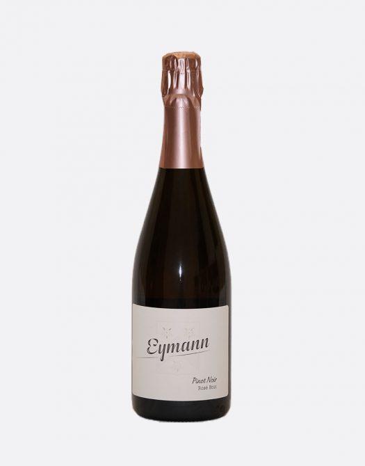 Eymann Pinot Noir Sekt Rose Brut 525x670 - Eymann, Pinot Noir Sekt Rosé Brut, Pfalz, Bio