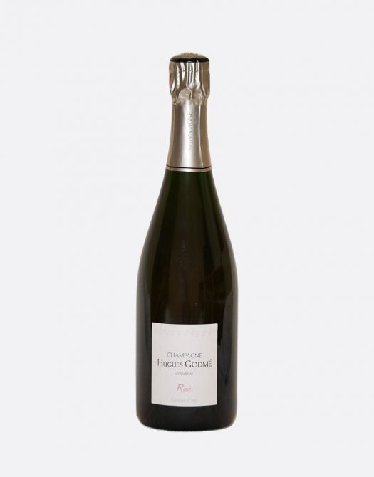 Hugues Godme Brut Rose Grand Cru 525x670 - Hugues Godmé, Brut Rosé Grand Cru, Champagne, Bio