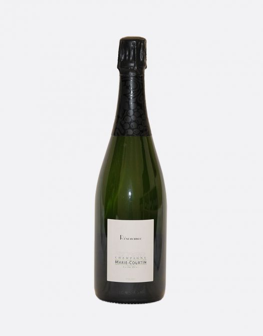 Marie Courtin Resonance 2014 extra brut 525x670 - Marie Courtin, Resonance 2014 extra brut, Champagne, Bio