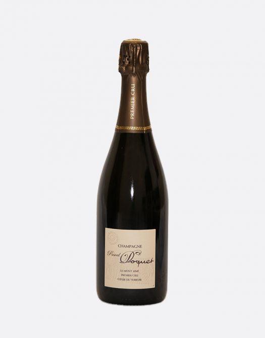 Pascal Doquet Le Mont Aime Blanc de Blancs Brut 1er Cru 525x670 - Pascal Doquet, Le Mont Aime Blanc de Blancs Brut 1er Cru 2006, Champagne, Bio