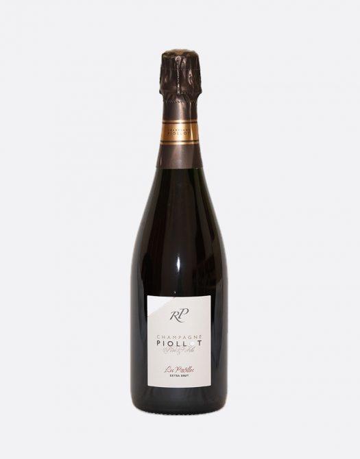 Piollot Cuvee Rose Les Protelles extra brut 525x670 - Piollot, Cuvée Rosé Les Protelles extra brut, Champagne, Bio