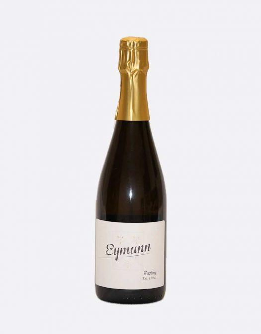 riesling extra brut 525x670 - Eymann, Riesling Sekt extra brut, Pfalz, Bio