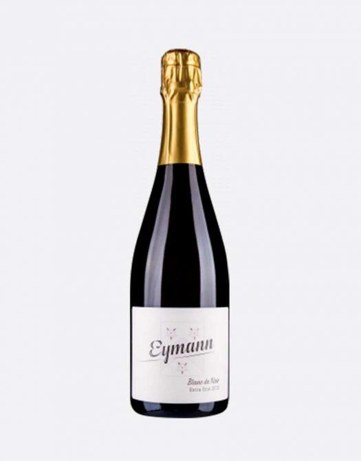 sket blanc de noir eymann 525x670 - Eymann, Blanc de Noirs Sekt extra brut, Pfalz, Bio