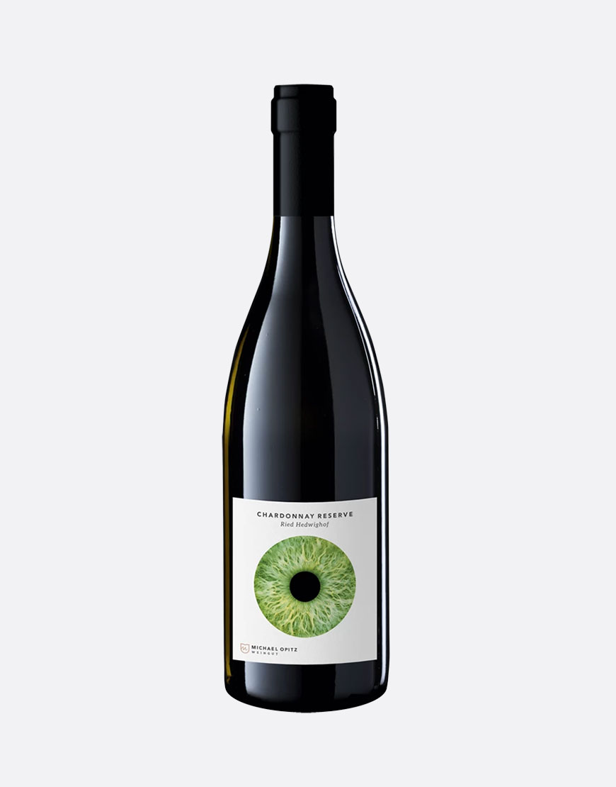 Michael Opitz Chardonnay Reserve 2017 - Weinsichten