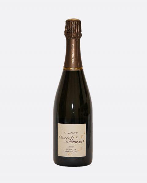 Pascal Doquet Arpege Blanc de Blancs Extra Brut 480x600 - André Heucq, HERITAGE Millésime 2012, Champagne, Bio