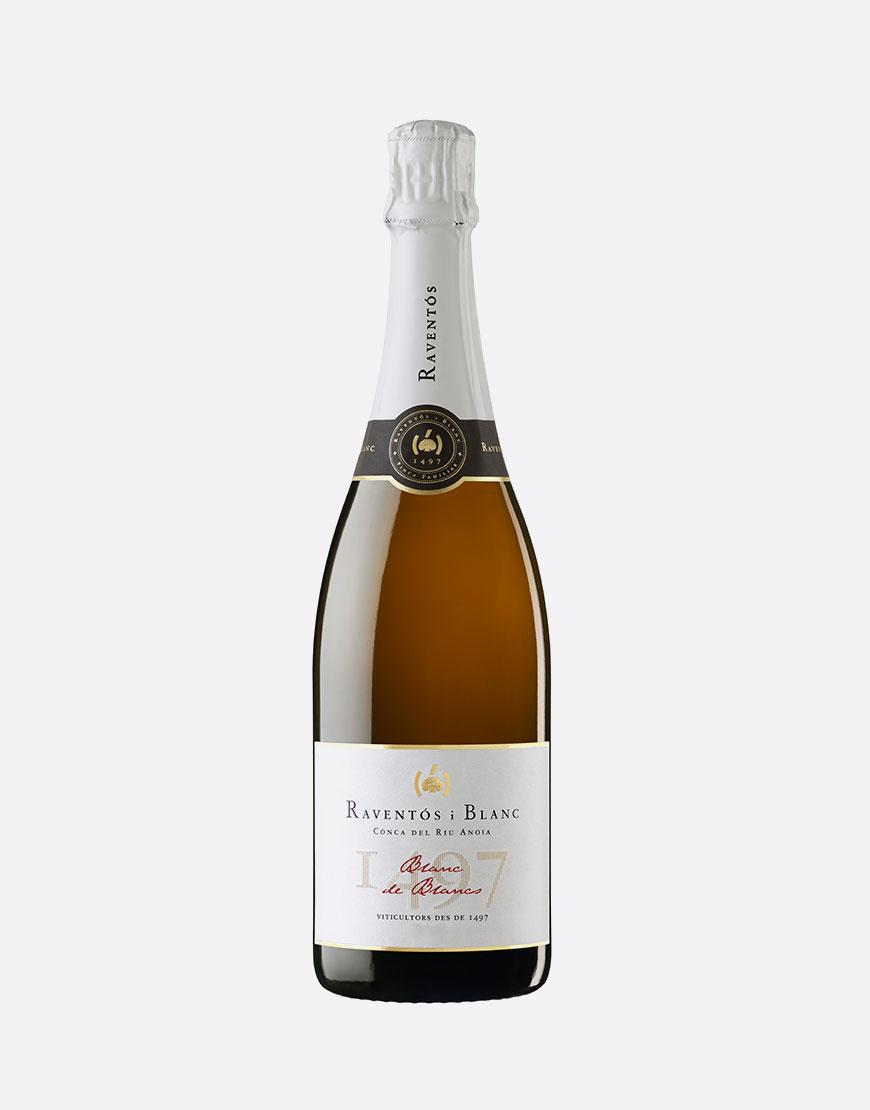 Raventos i Blanc Blanc de Blancs Reserva Brut 2016 - Weinsichten
