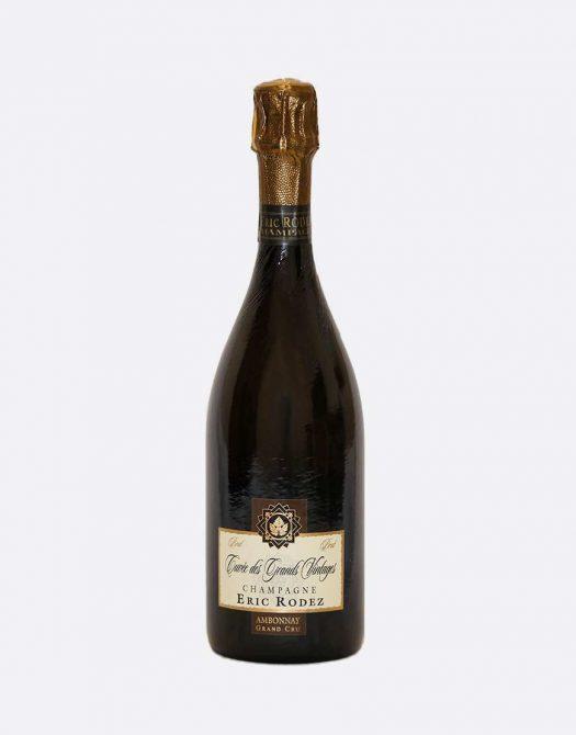 eric rodez 525x670 - Eric Rodez, Cuvée des Grands Vintages, Champagne, Bio