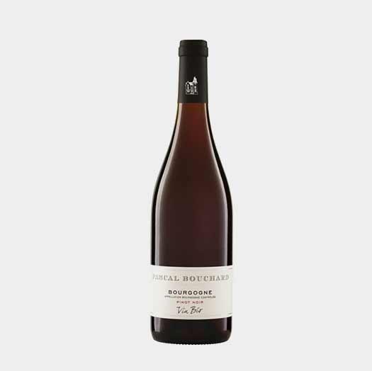 Bouchard - Pascal Bouchard, 2015 Bourgogne Pinot Noir AOC, Burgund, Bio