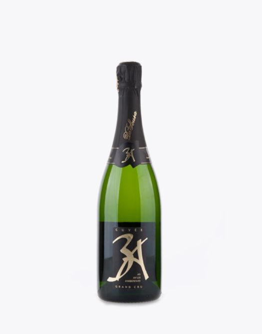 A3 de Sousa1 525x670 - De Sousa et Fils, Cuvée 3A extra brut, Champagne, Bio